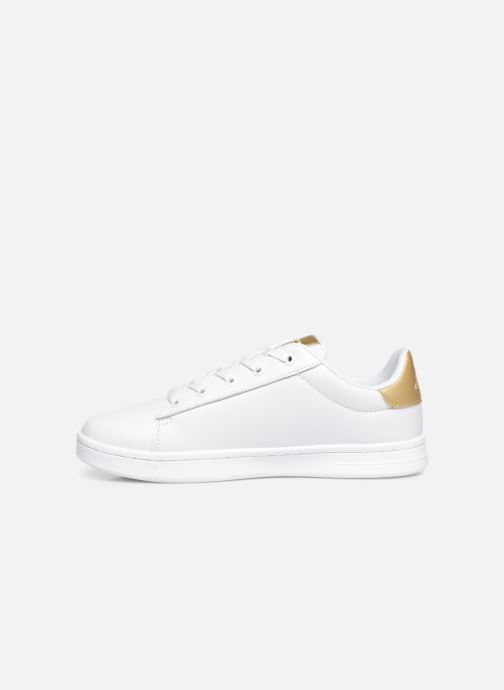 Trainers Kappa Tchouri  Lace White front view