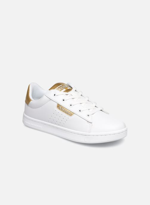 Trainers Kappa Tchouri  Lace White detailed view/ Pair view