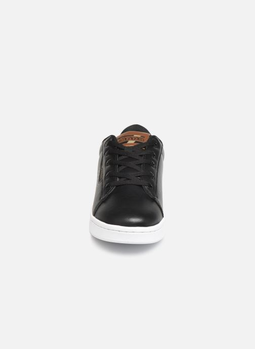 Baskets Kappa Tchouri  Lace Noir vue portées chaussures