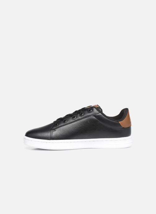 Sneakers Kappa Tchouri  Lace Zwart voorkant