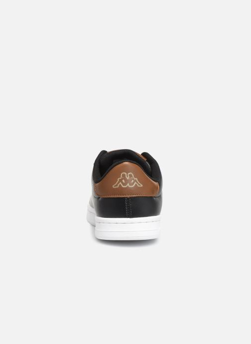 Trainers Kappa Tchouri  Lace Black view from the right