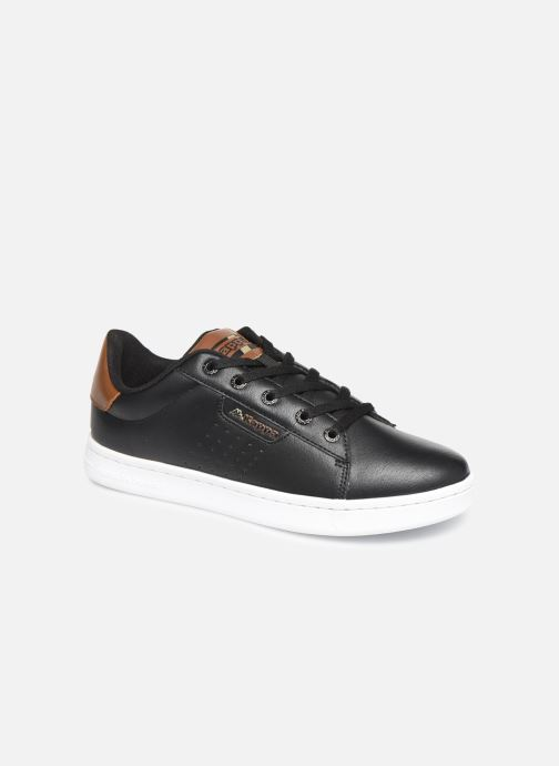 Trainers Kappa Tchouri  Lace Black detailed view/ Pair view