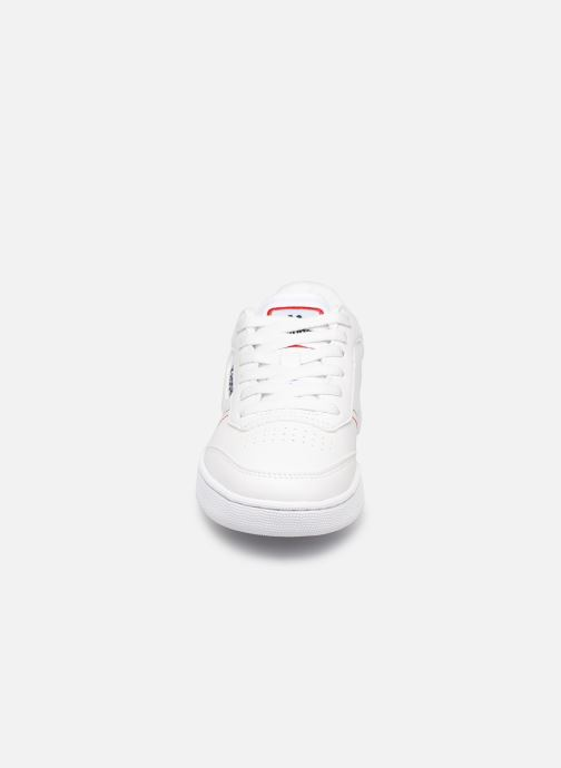 Baskets Kappa Musorin E Blanc vue portées chaussures