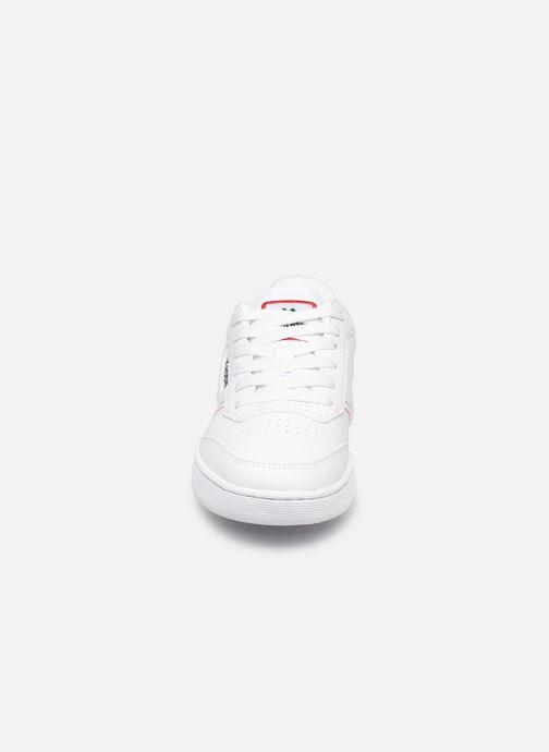 Sneaker Kappa Musorin E weiß schuhe getragen