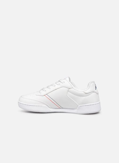 Sneaker Kappa Musorin E weiß ansicht von vorne