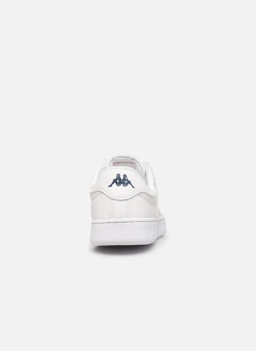 Sneaker Kappa Musorin E weiß ansicht von rechts