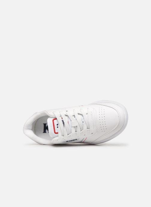 Sneaker Kappa Musorin E weiß ansicht von links