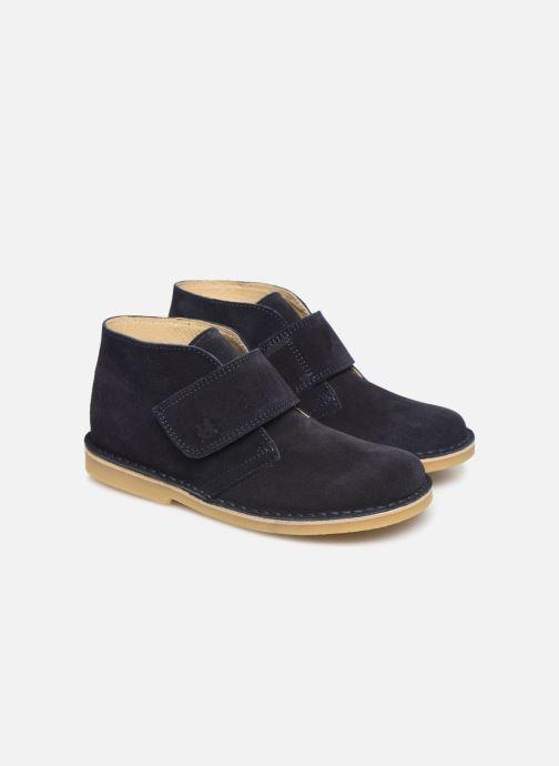 Bottines et boots Start Rite Footstep Classics Bleu vue détail/paire