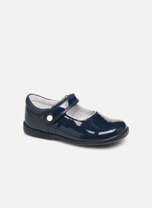 Ballerinaer Start Rite Slide Classics Blå detaljeret billede af skoene