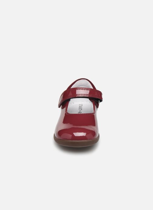 Ballerine Start Rite Slide Classics Bordò modello indossato