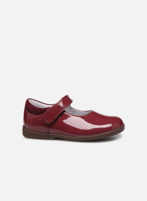 Ballerinaer Start Rite Slide Classics Bordeaux se bagfra