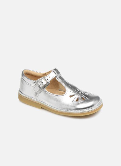 Ballerinaer Start Rite Lottie Classics Sølv detaljeret billede af skoene