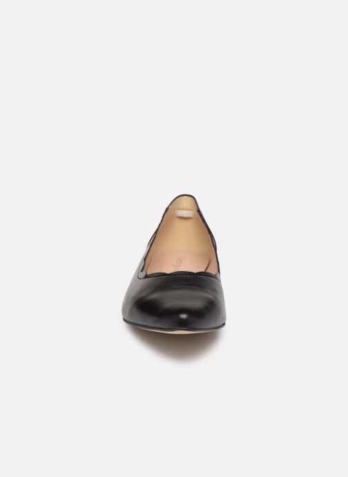 Ballerines Georgia Rose Salma Noir vue portées chaussures