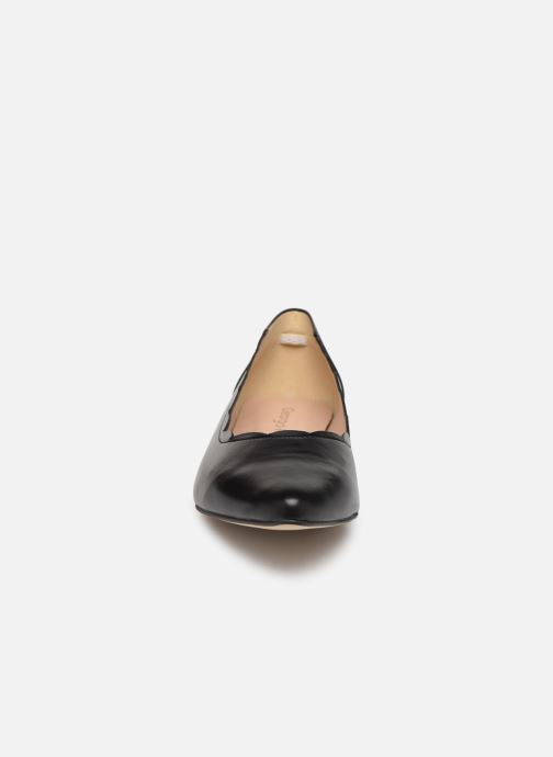 Ballerinaer Georgia Rose Salma Sort se skoene på