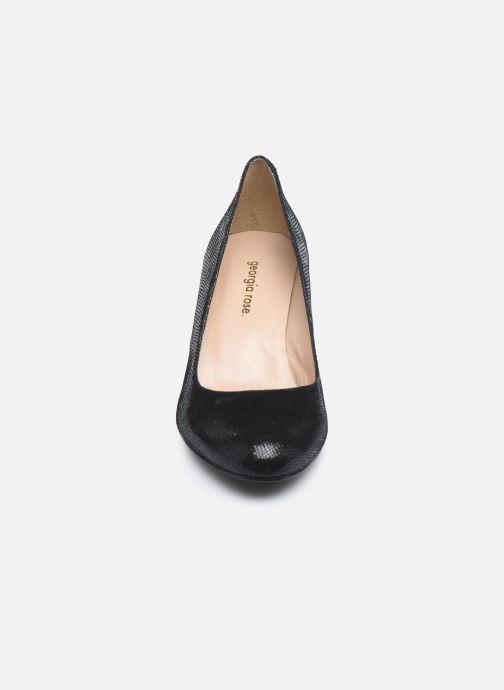 Zapatos de tacón Georgia Rose Saveria Negro vista del modelo