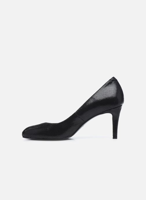 Zapatos de tacón Georgia Rose Saveria Negro vista de frente