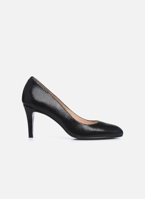 Zapatos de tacón Georgia Rose Saveria Negro vistra trasera
