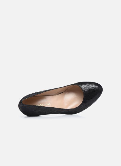 Zapatos de tacón Georgia Rose Saveria Negro vista lateral izquierda