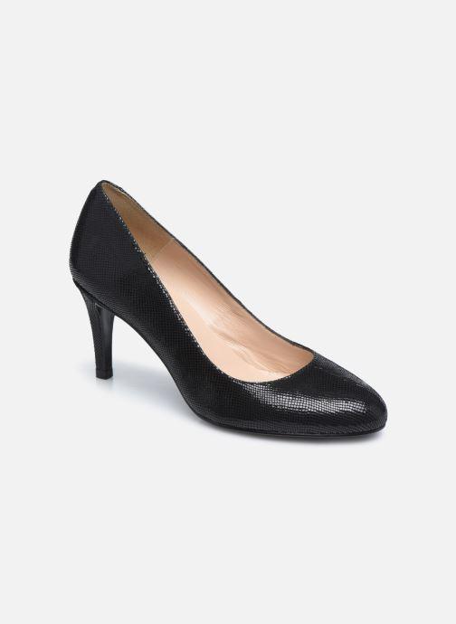 Zapatos de tacón Georgia Rose Saveria Negro vista de detalle / par