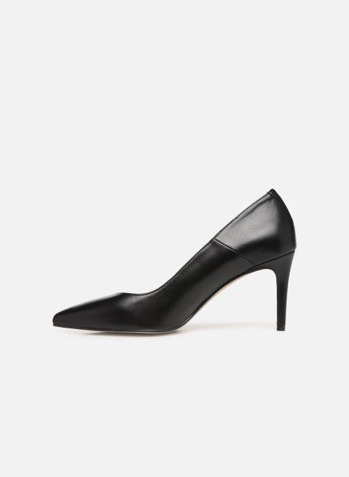 High heels Georgia Rose Sapic Black front view