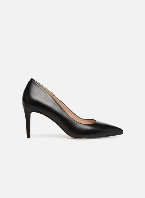 Zapatos de tacón Georgia Rose Sapic Negro vistra trasera
