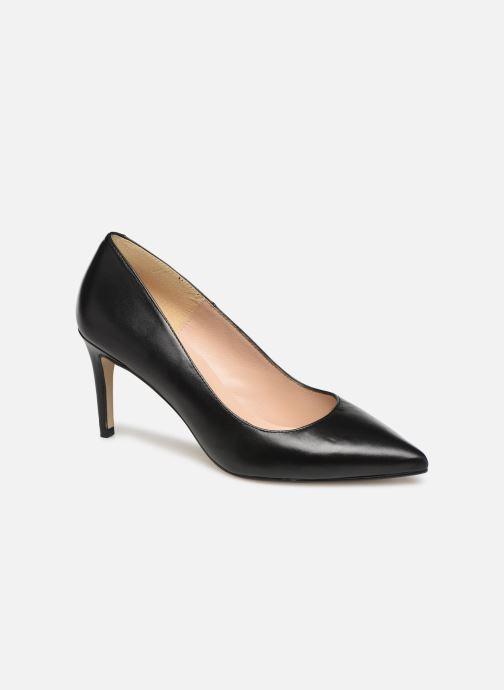 High heels Georgia Rose Sapic Black detailed view/ Pair view