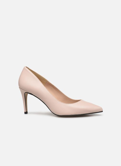 Zapatos de tacón Georgia Rose Sapic Beige vistra trasera