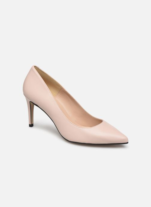 Zapatos de tacón Georgia Rose Sapic Beige vista de detalle / par