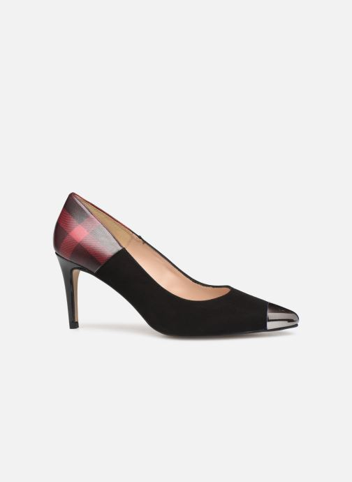 Zapatos de tacón Georgia Rose Sazulera Rojo vistra trasera