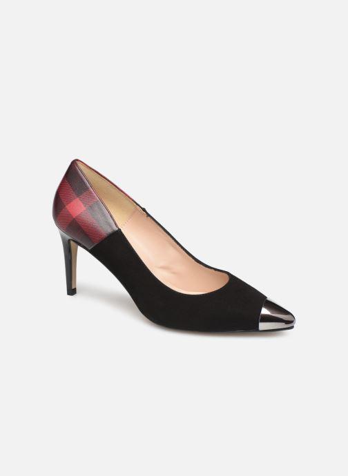 Zapatos de tacón Georgia Rose Sazulera Rojo vista de detalle / par