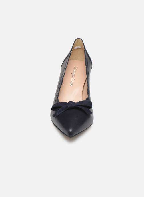 Zapatos de tacón Georgia Rose Shurley Azul vista del modelo