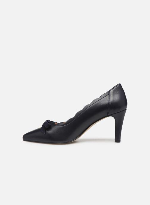 Zapatos de tacón Georgia Rose Shurley Azul vista de frente