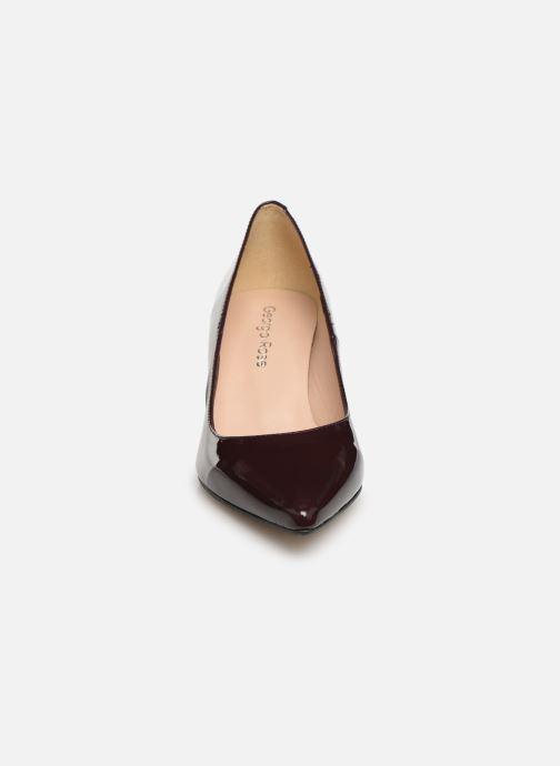 Escarpins Georgia Rose Sitita Bordeaux vue portées chaussures