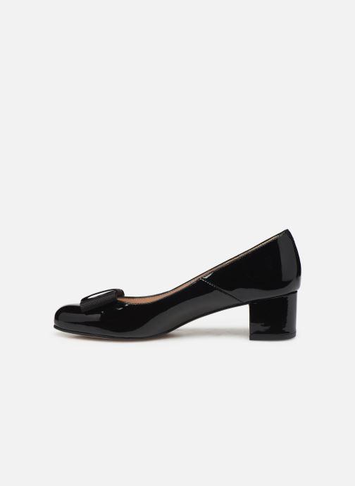 Zapatos de tacón Georgia Rose Silvia Negro vista de frente