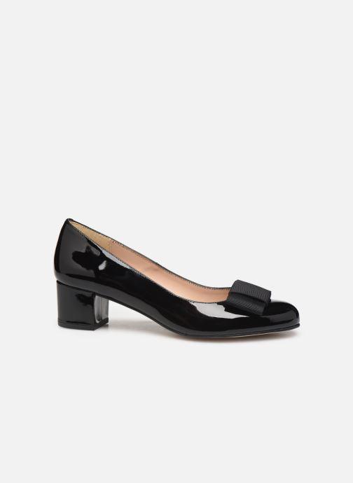 Zapatos de tacón Georgia Rose Silvia Negro vistra trasera