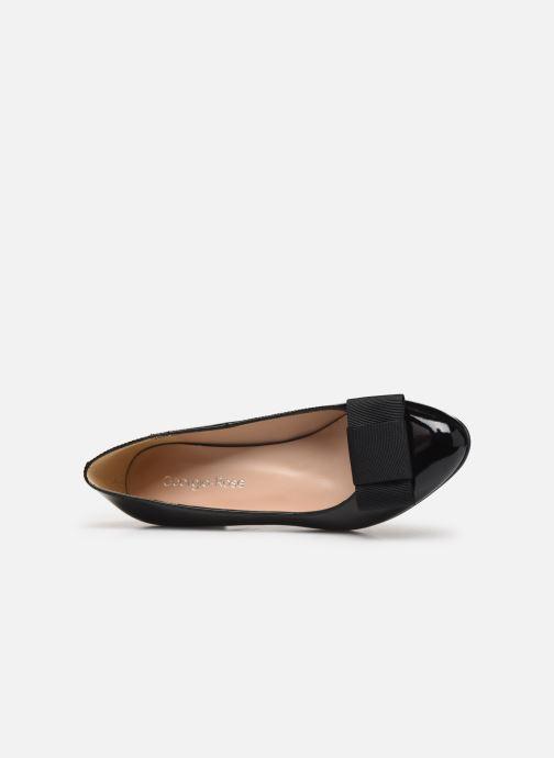 Zapatos de tacón Georgia Rose Silvia Negro vista lateral izquierda