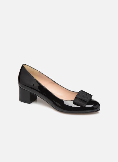 Zapatos de tacón Georgia Rose Silvia Negro vista de detalle / par