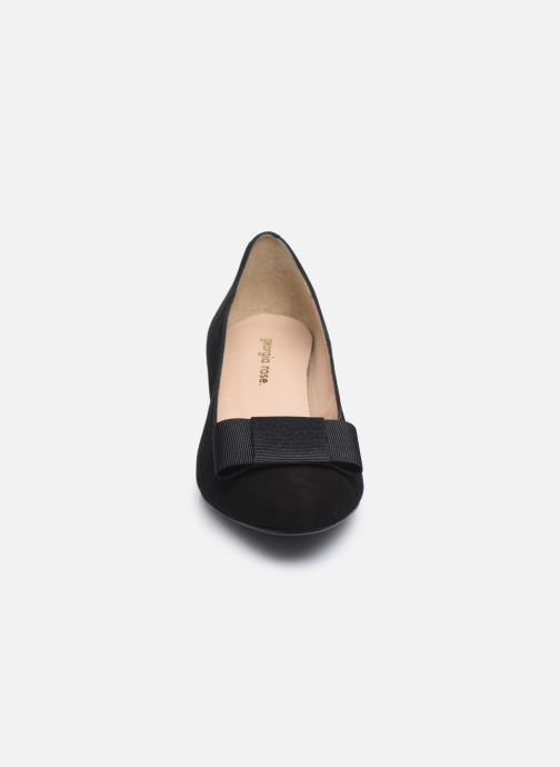 Escarpins Georgia Rose Silvia Noir vue portées chaussures