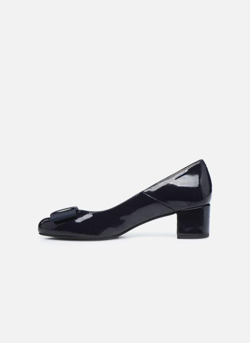 Zapatos de tacón Georgia Rose Silvia Azul vista de frente
