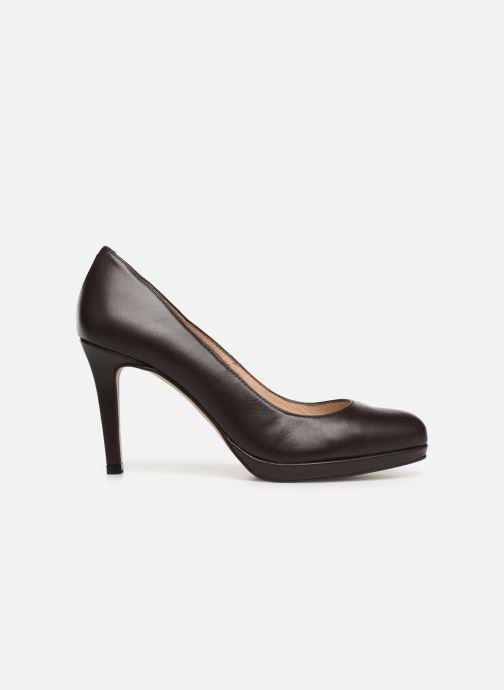 Zapatos de tacón Georgia Rose Sucina Marrón vistra trasera