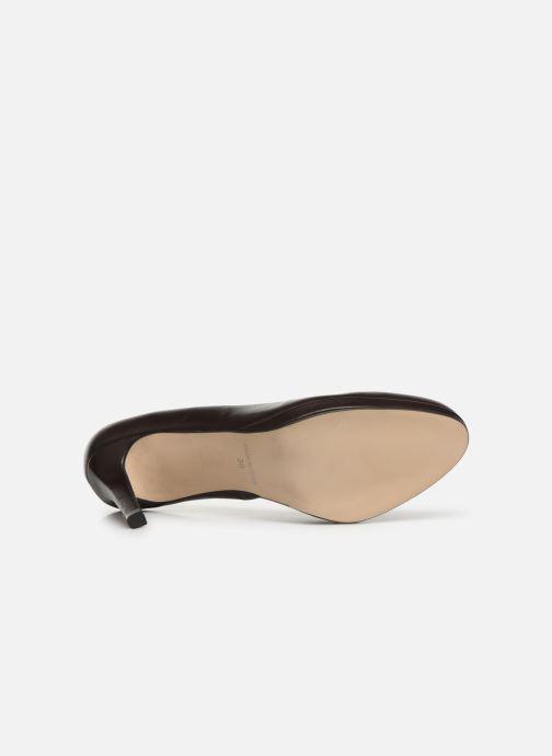 Zapatos de tacón Georgia Rose Sucina Marrón vista de arriba