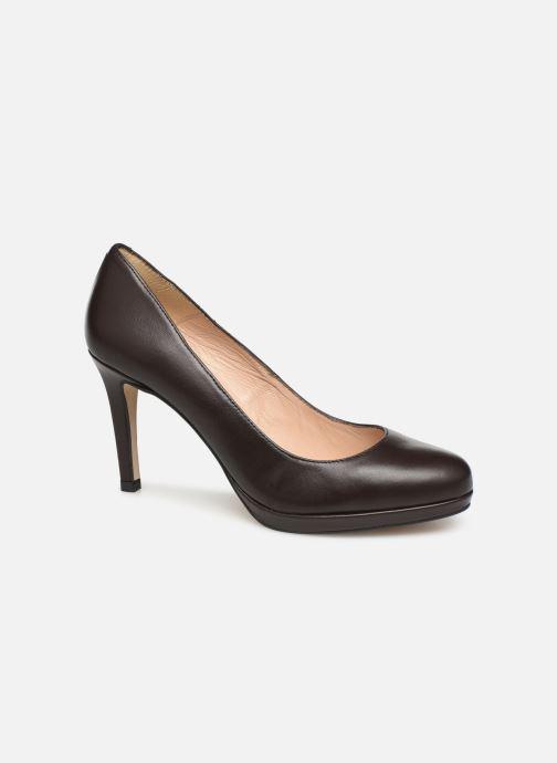 Zapatos de tacón Georgia Rose Sucina Marrón vista de detalle / par