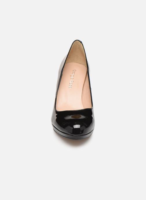 Escarpins Georgia Rose Sucina Noir vue portées chaussures