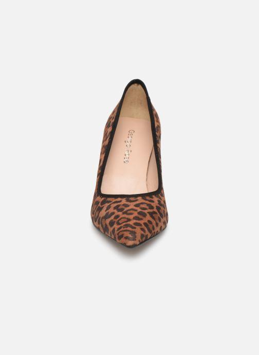 Zapatos de tacón Georgia Rose Salita Marrón vista del modelo