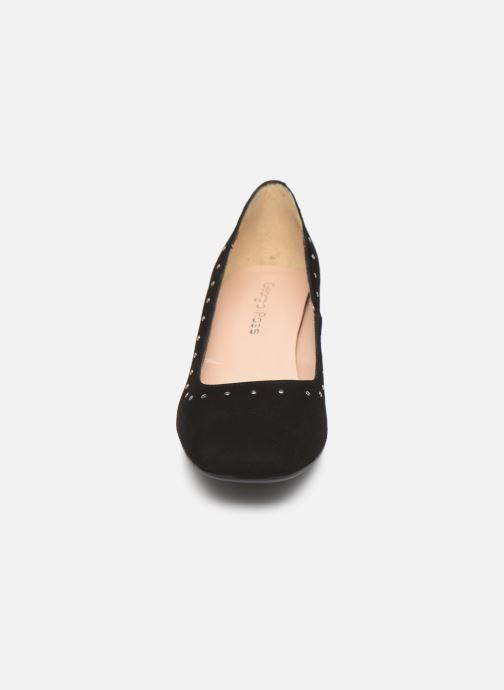 Zapatos de tacón Georgia Rose Seni Negro vista del modelo