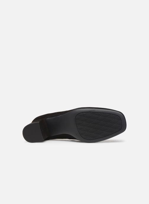 Zapatos de tacón Georgia Rose Seni Negro vista de arriba