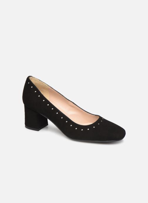 Zapatos de tacón Georgia Rose Seni Negro vista de detalle / par