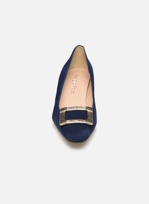 Escarpins Georgia Rose Subriana Bleu vue portées chaussures