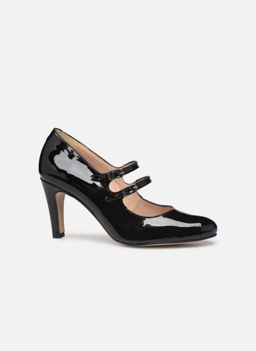 Zapatos de tacón Georgia Rose Sarola Negro vistra trasera