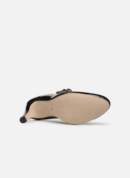 Zapatos de tacón Georgia Rose Sarola Negro vista de arriba